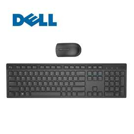 KIT TEC. Y MOUSE DELL WIRELESS KM-636