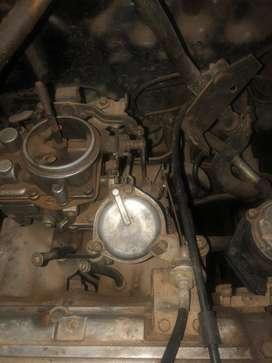 Carburador mazda 323
