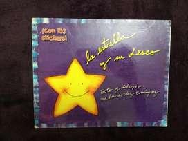 Libro La Estrella Y Su Deseo con Sticker