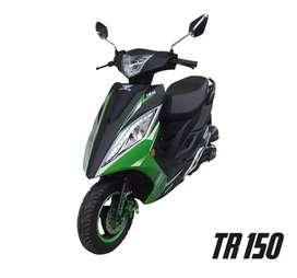 En venta moto scuter TR 150