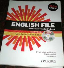English File Elementary Student´s Book 3ed Oxford