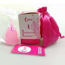 Copa Menstrual en silicona, una alternativa eficiente.