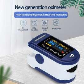 Oxímetro De Pulso Para Dedo Nueva Generación: Lk87
