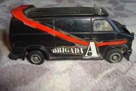 Camioneta De Brigada A De Los 80