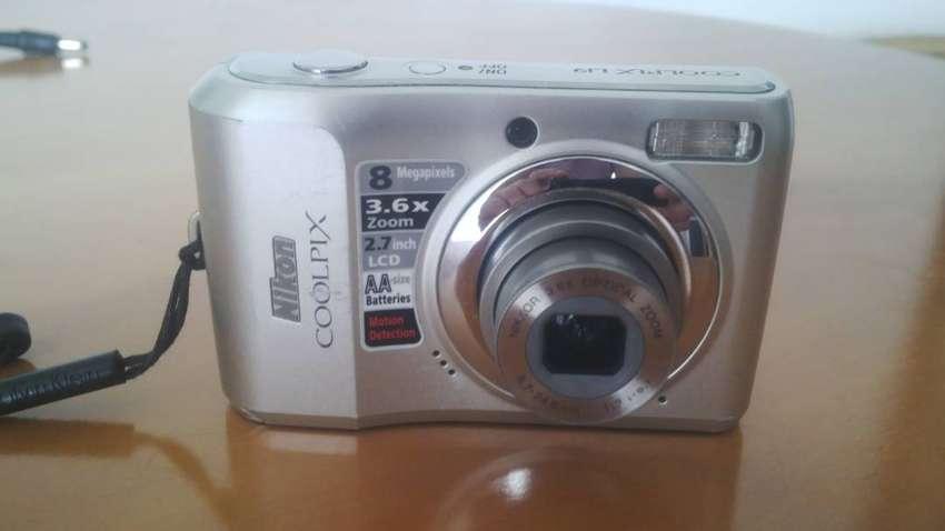 Camara Nikon Coolpix