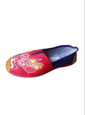 zapatillas suela roja de dragon rosado con envio gratuito