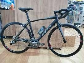 Vendo bicicleta de ruta gw veleta claris