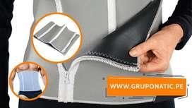 Faja Térmica Slimming Belt Reductora Unisex Gruponatic San Miguel
