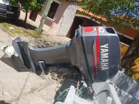 Liquido traker yamaha 40 hp 09 buen estado