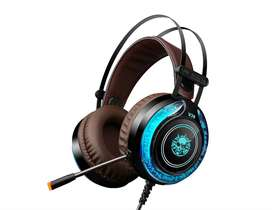 HEADSET GAMING BOOSTER RGB 7 COLORES ETOUCH