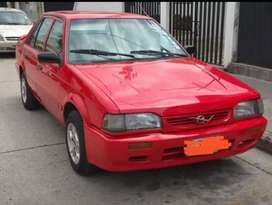Mazda 323 98, A\C, Reparado