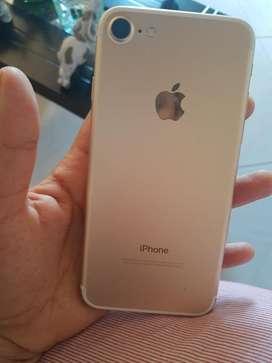 Iphone 7 blanco dorado de 32 GB