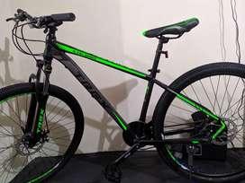 Bicicleta Aluminio TreX DumboTail 29 nueva