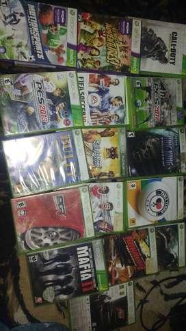 Vendo todo o por partes de Xbox 360