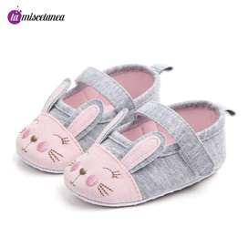 Zapatos para bebés - Conejita