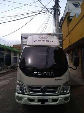 Se vende camión foton 2.8 toneladas, modelo 2020.