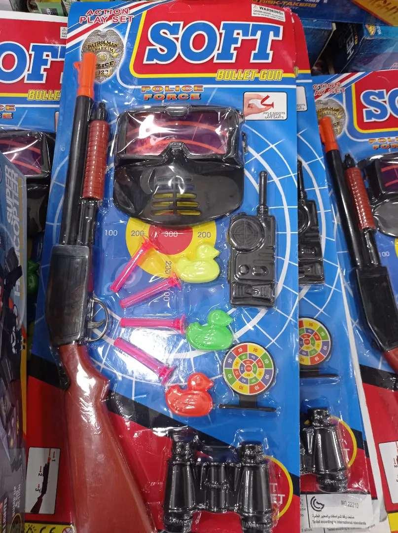 Pistola de Juguete 0