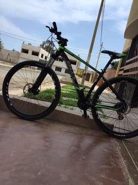 Bicicleta box aro 29