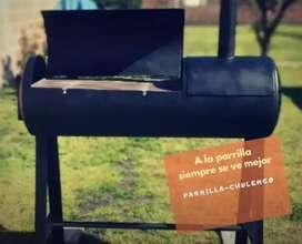 Parrilla Chulengo Asador