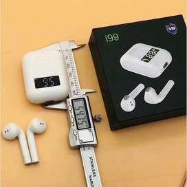 Audífonos AirPods Bluetooth I99 Tws Táctil / Nuevo Sellado