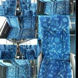 Lavado de Cojineria de Autobuses