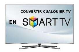 Convertir Cualquier Televisor en Smartv deco