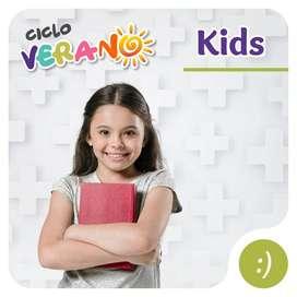 CICLO KIDS Para estudiantes que pasan al 5° y  6° de Primaria* en el 2️⃣0️⃣2️⃣0️⃣