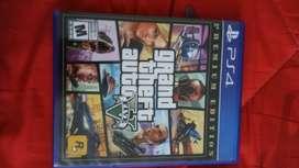 GTA 5, PS4