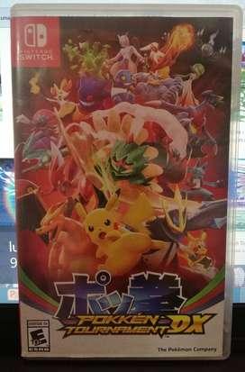 Juego de Nintendo Switch pokemon Tournament DX