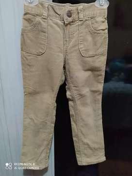 Pantalón Corduroy para niña