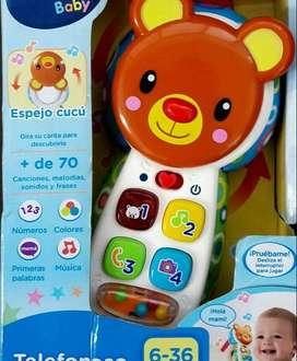 VTECH BABY TELÉFONO PARA BEBE