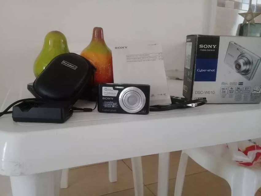 Se vende cámara, buen precio negociable 0
