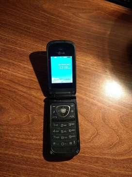 Vendo celular marca LG modelo A 255