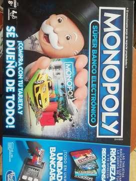 Monopoly super banco electronico