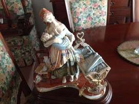 Porcelana Capodimonte