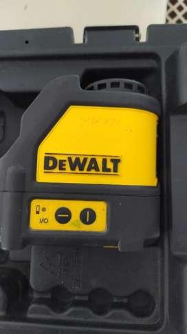 Nivel Laser Original Dewalt 3128717586