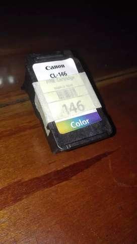 Cartucho Canon CL-146 a Color
