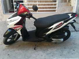 Moto Honda Clik