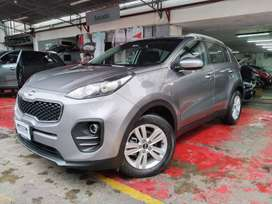 "KIA SPORTAGE 2.0 AT LX FULL ARO 17"" MOD 2018"