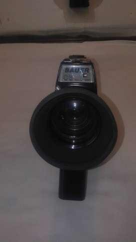 Video camara super 8.