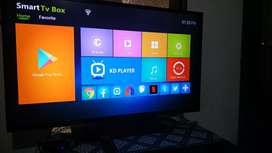 Adaptador a Smart TV casi nuevo