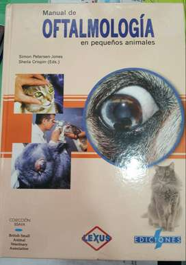 Vendo combo libros veterinaria nuevos