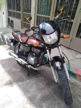 Honda eco deluxe 100cc modelo 2012 papeles nuevos