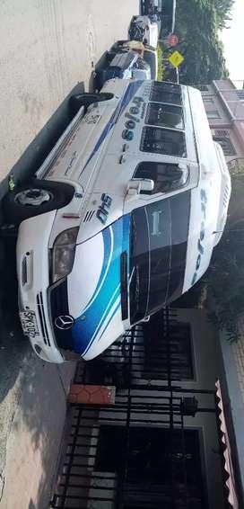 Vendo Mercedes sprinter 19 pasajeros