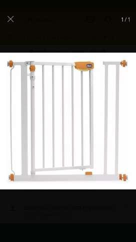2 Puertas de Seguridad Chicco