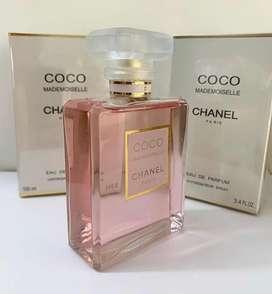 Perfume Coco Mademoiselle Chanel
