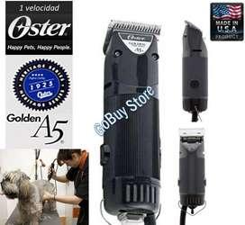 Cortadora De Pelo Para Mascotas Oster Golden A5 1VELOCIDAD