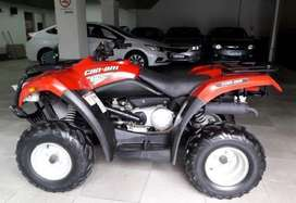 Fourtrack CanAm rally200