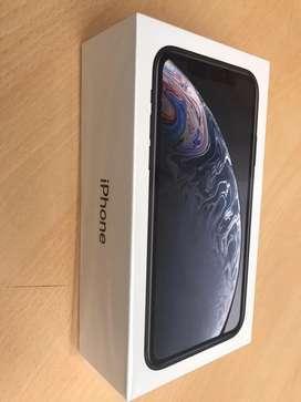 iPhone XR nuevo de paquete