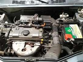 Peugeot Partner urbana . Motor 1.4 nafta.